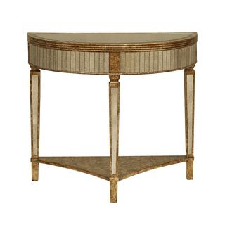 Christopher Knight Home Goshen Demilune Console Table, Overstock.com