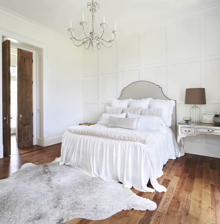 French country dining room table beautiful pictures photos of - French Bedroom With Silver Bedside Table French