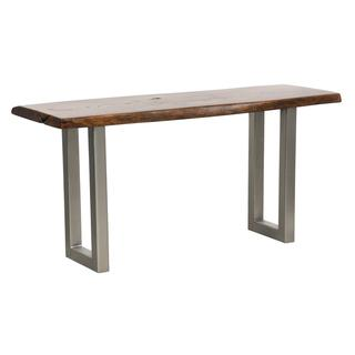 Bauer Brown Console Table, Overstock.com