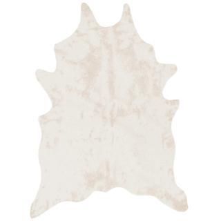 Alexander Home Rawhide Ivory Rug (3'10 x 5'0), Overstock.com