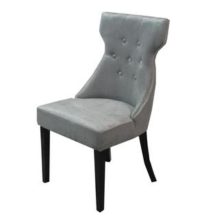 Classic Light Grey Parson Dining Chair (Set of 2), Overstock.com