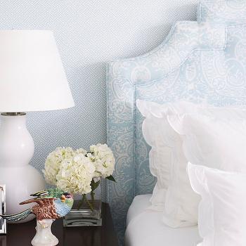 China Seas Java Java Wallpaper, Traditional, Bedroom, J K Kling Associates