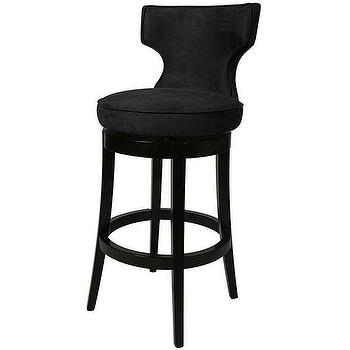 Augusta Black Wood Counter Stool, Overstock.com Shopping, The Best Deals on Bar Stools