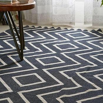 Assembly Home Diamante Geo Rug, Urban Outfitters