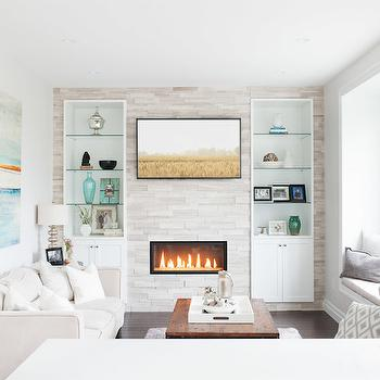 Living Room Built In Ideas, Contemporary, Living Room, Catherine Tonon Interiors