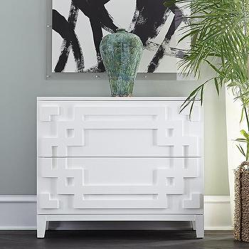 Modern Chinoiserie Chest