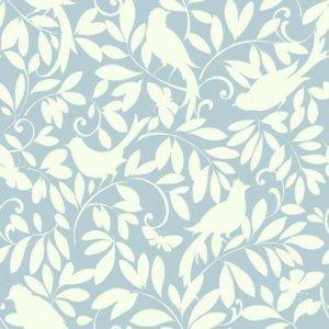 Waverly BIRDSONG ER8135 Wallpaper