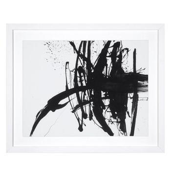 Paul Ngo Ink Framed Art