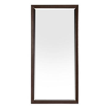 Dakota Leaner Mirror, Beveled Mirror