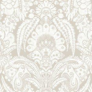Cole & Son CHATTERTON SHELL and IVORY Wallpaper