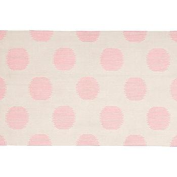 Genevieve Gorder for Capel, Pink Dot Rug