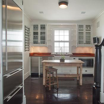 Cottage Butlers Pantry, Cottage, Kitchen, John Hummel