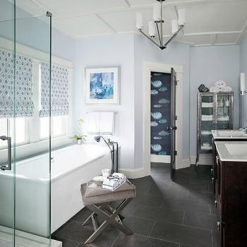 Kohler Vanity in Woolen Oak, Transitional, Bathroom, The Ace of Space