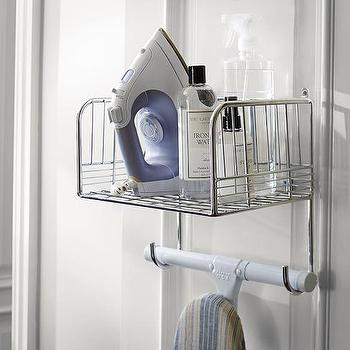 Chrome Ironing Board Rack