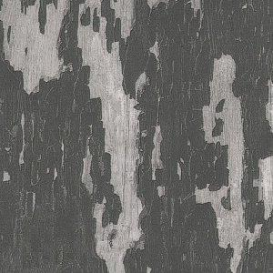 Andrew Martin Crackle Charcoal Wallpaper