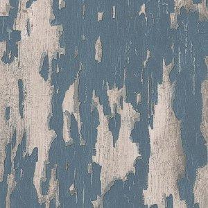Andrew Martin Crackle Blue Wallpaper