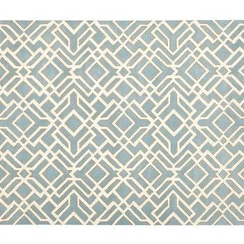 Shelby Rug, Blue