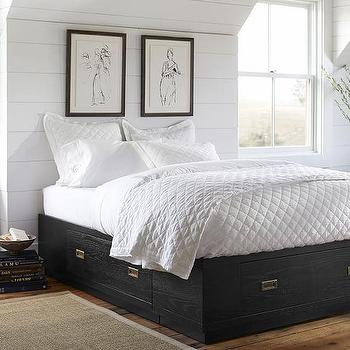 Reynolds Storage Platform Bed