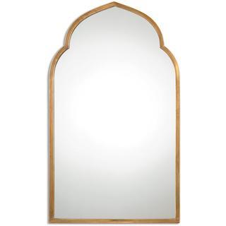 Kenitra Gold Arch Decorative Wall Mirror