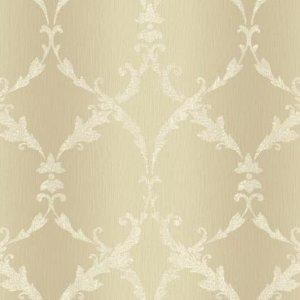 York GATED SCROLL CR2828 Wallpaper
