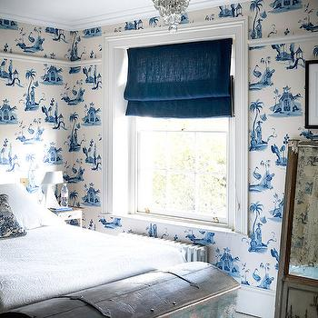 French Country Bedroom Design, French, Bedroom