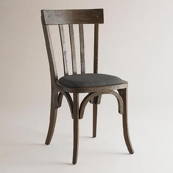Black Rhett Dining Chair