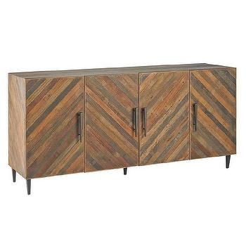 Currey and Company Constantine Credenza