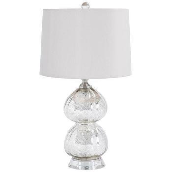 Regina Andrew Lighting Double Clove Antique Mercury Table Lamp