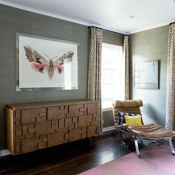 Arne Norell Chair, Transitional, Bedroom