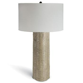 Regina Andrew Lighting Clover Croc Table Lamp