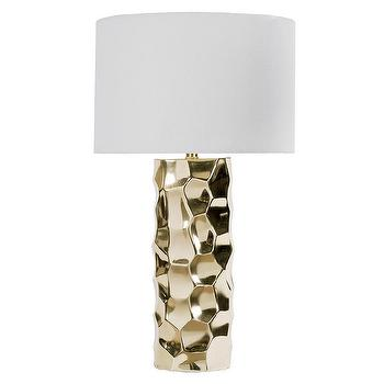 Regina Andrew Daphne Bright Gold Table Lamp
