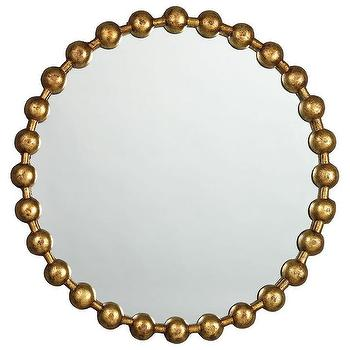 Jamie Young Company Ball Chain Mirror
