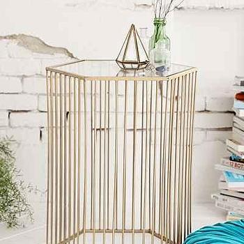 Harper Side Table, Urban Outfitters
