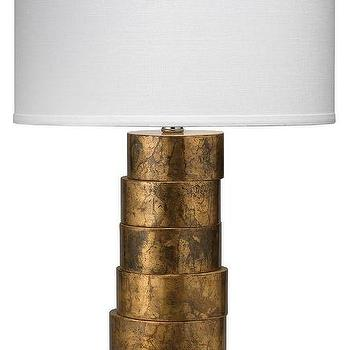 "Jamie Young Company 27"" H Table Lamp with Drum Shade"