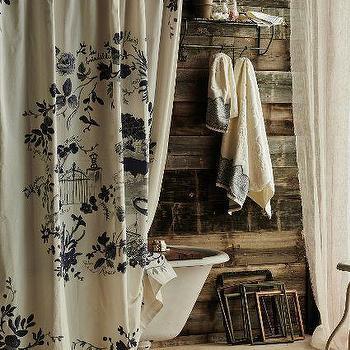 Kojani Sketch Shower Curtain
