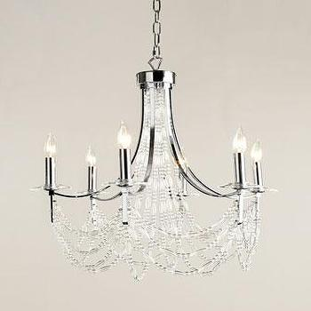 Impressionistic Chandelier