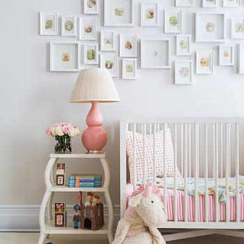 Collection of Art over Crib, Transitional, Nursery