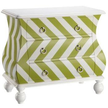 Chevron Storage Chest