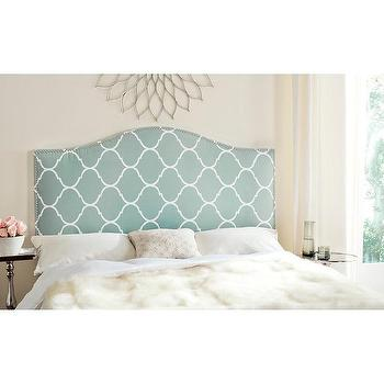 Safavieh Connie Bluestone Headboard