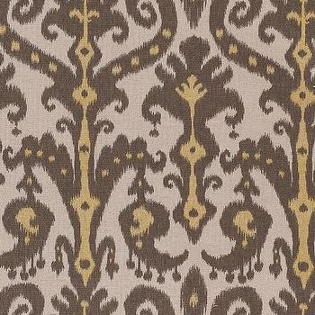 Marrakesh Graphite, Printed Fabric