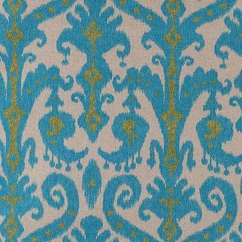 Marrakesh Lagoon, Printed Fabric