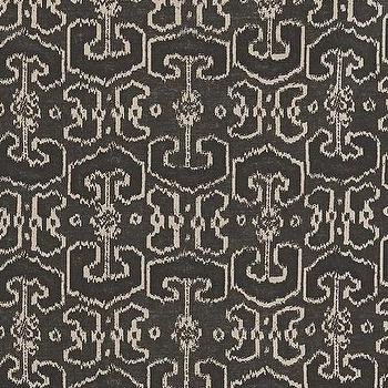 Bengali Gray, Printed Fabric