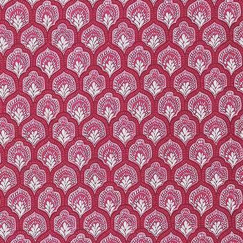 Isla Mulberry, Printed Fabric