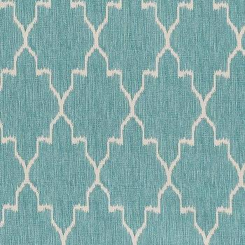 Monaco Mist Cotton, Printed Fabric