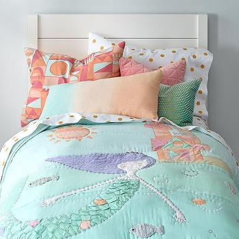 Mermaid Mixer Bedding