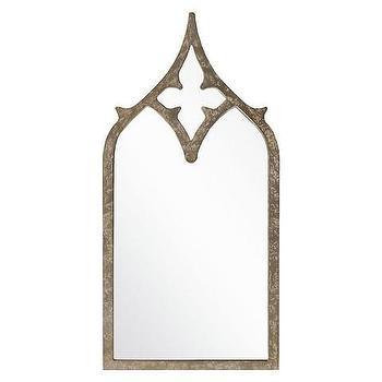 Surya Ash Wall Mirror