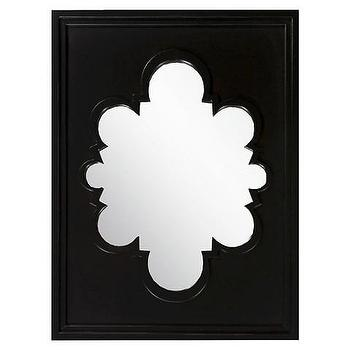 Surya Gentle Brown Decorative Wall Mirror