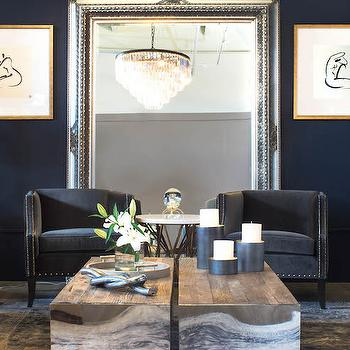Navy Blue Living Room Chairs Design Decor Photos Pictures Ideas Inspir
