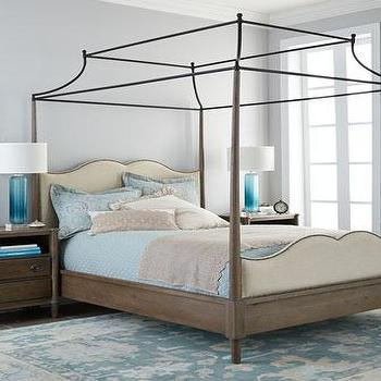 Bernhardt Adelaide Canopy Bed