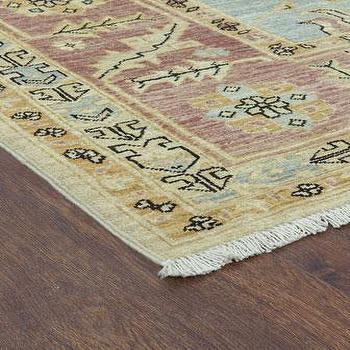 Bryan Ziegler Handmade Traditional Rug